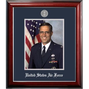 Air Force Portrait Classic Picture Frame By Patriot Frames