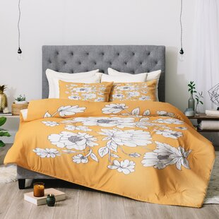 East Urban Home 3 Piece Comforter Set