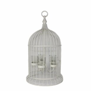 Ophelia & Co. Bird Cage Metal Lantern