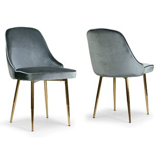 Brotherhood Upholstered Dining Chair (Set of 2)