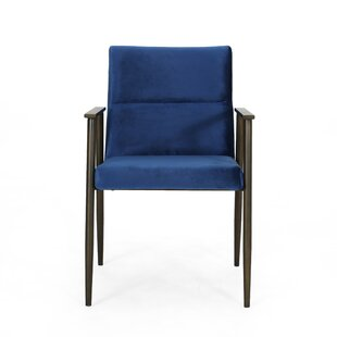Arriola Upholstered Dining Chair (Set of 2)