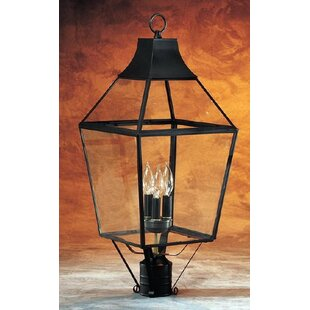 Brass Traditions 3-Light Post Lantern Head