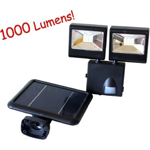 Myfuncorp Solar Power Outdoor Security Fl..