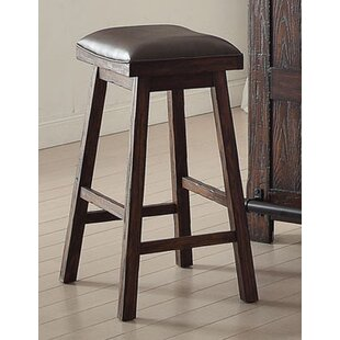 Tremper 30 Bar Stool (Set of 2) Millwood Pines