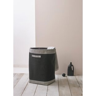 Look for Eder Laundry Hamper By Wrought Studio