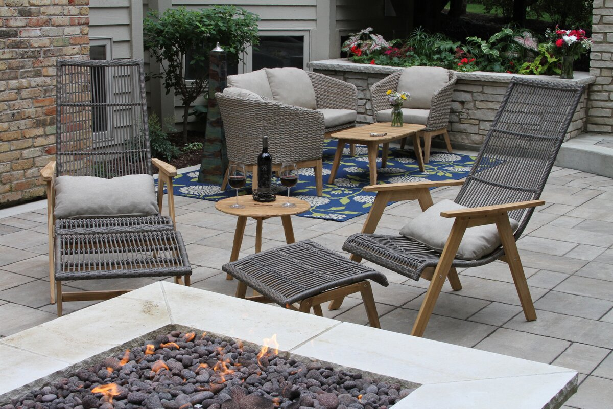 Traditional Outdoor Design