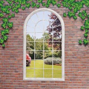 Garden Mirror Shutter Wayfair Co Uk