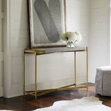 Bennet 5 Console Table by Everly Quinn