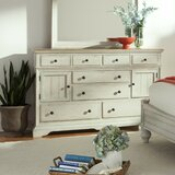 Yother 8 Drawer Combo Dresser