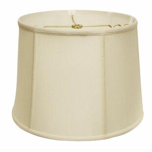 Slant Softback 15 Silk/Shantung Drum Lamp Shade