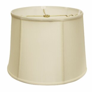 Slant Softback 19 Silk/Shantung Drum Lamp Shade