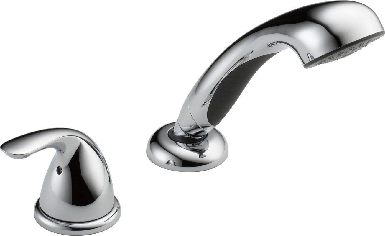 Terrific Single Hole Roman Tub Faucet Images - Best Ideas Exterior ...