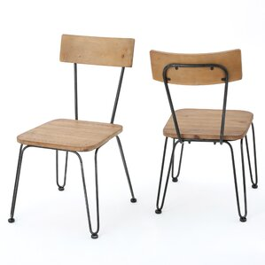 Boville Wood Side Chair (Set of 2) by Home Loft Concepts