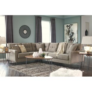 Wrought Studio Schell 3 Piece Coffee Table Set