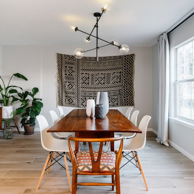 Mid Century Dining Room: 7 Mid-Century Staples That Work In Any Home