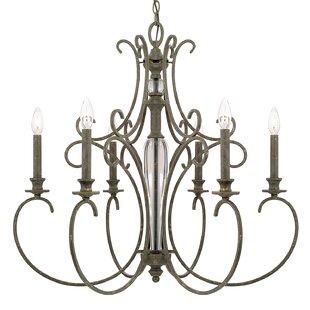 Astoria Grand Balster 6-Light Chandelier