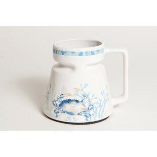 Crab Non-skid 16 oz. Travel Mug