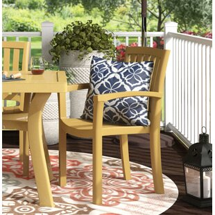 Snake River Stacking Patio Dining Chair (Set of 4)