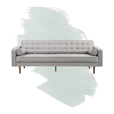 Allmodern Efigenia 85 Wide Square Arm Sofa Reviews Wayfair