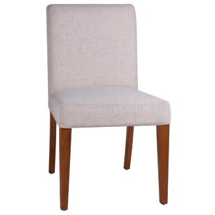 Find Eli Upholstered Side Chair (Set of 2) by Porthos Home Reviews (2019) & Buyer's Guide
