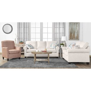 Winston Porter Ndayisenga Configurable Living Room Set