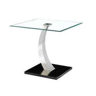 Smoked Glass Side Tables Wayfaircouk - Wayfair glass side table