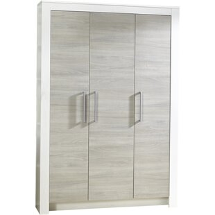 Toni 3 Door Wardrobe by Arthur Berndt