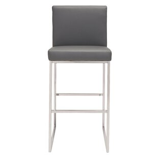 Jonathon 30.7 Bar Stool 2019 Sale