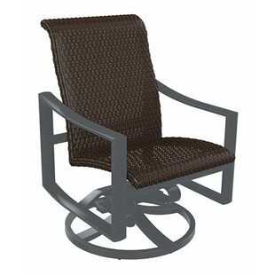 Kenzo Swivel Patio Dining Chair