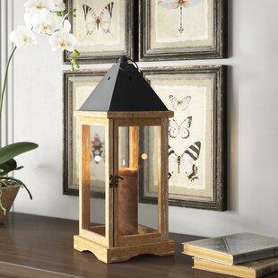9117b0ef20b8 Glass Metal Lantern Candle Holder