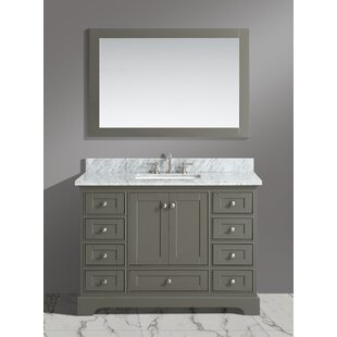"""Save to Idea Board. Castellanos 48"""" Single Bathroom Vanity ..."""
