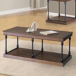 Williston Forge Burdett Coffee Table