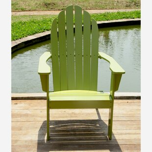 Fordyce Hardwood Adirondack Chair