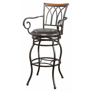 Collier 29 Bar Stool Fleur De Lis Living