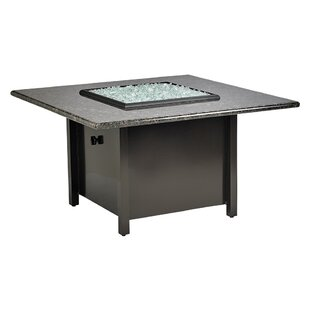 Phat Tommy Aluminum Gas Fire Pit Table by Buyers Choice Discount