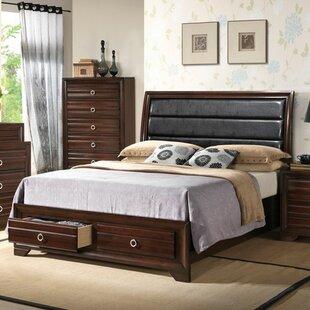 Winston Porter Newfoundland Platform 4 Piece Bedroom Set