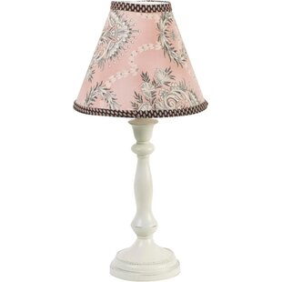 Review Rutledge 19 Buffet Lamp by Harriet Bee