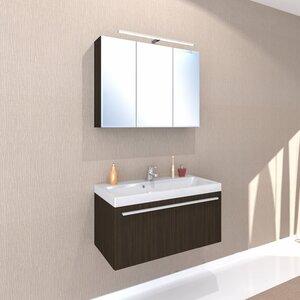 Alice 3 Piece Bathroom Furniture Set von Belfry Bathroom