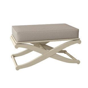Shelby Wood Bench by Duralee Furniture
