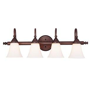 Charlton Home Busch 4-Light Vanity Light