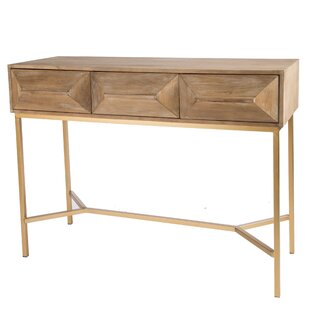 Reviews Darrius Console Table with Legs By Mistana