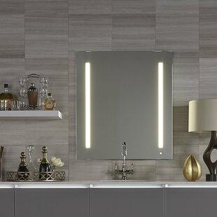 AiO Modern  Contemporary Lighted BathroomVanity Mirror
