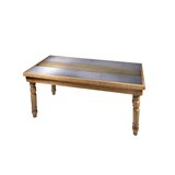 Voncile Solid Wood Dining Table by Gracie Oaks