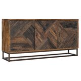 Solid Wood TV Stand for TVs up to 70 by Hooker Furniture