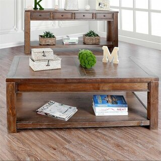 Arago Coffee Table by Loon Peak SKU:AE695278 Buy