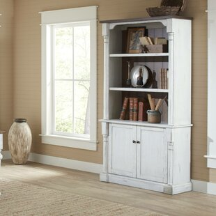 Chmura Bookcase With Lower Doors by August Grove Read Reviews