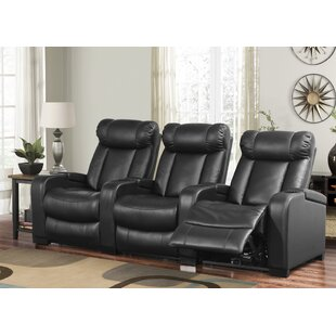 Red Barrel Studio Cranshaw Home Theater Sofa