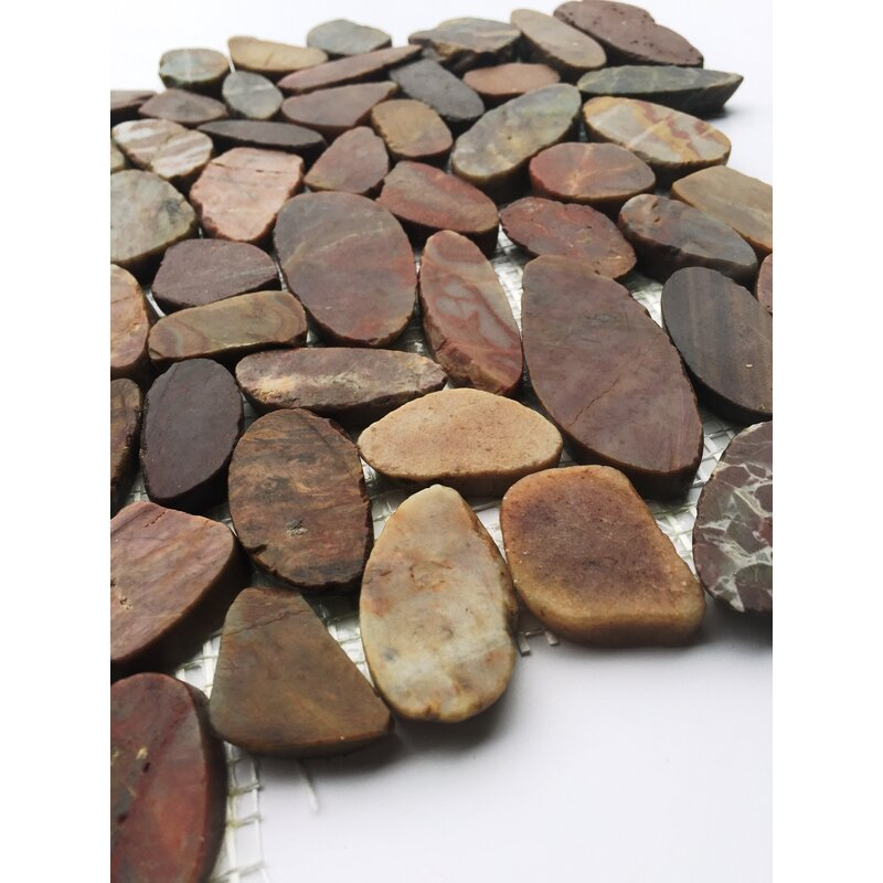 Random Sized Natural Stone Mosaic Tile