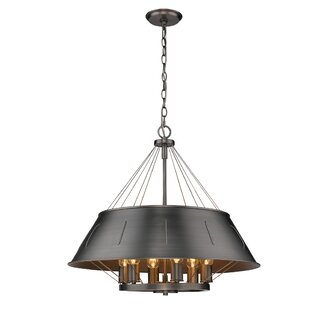 Didomenico 6-Light Lantern Chandelier by ..