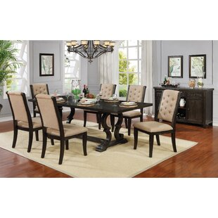 Levante Extendable 7 Piece Dining Set Enitial Lab
